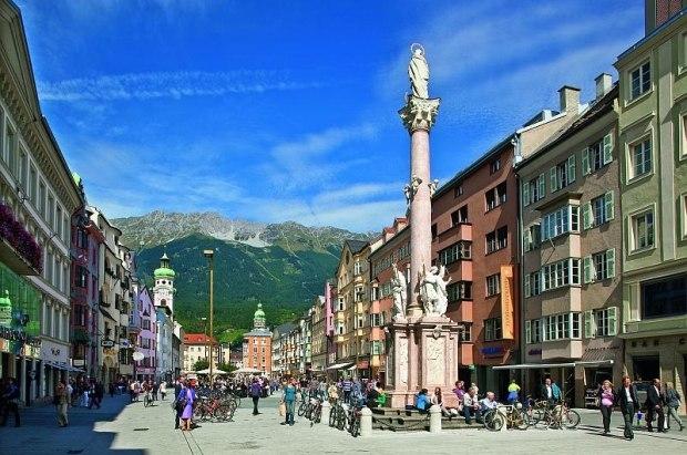 Innsbruck - Áo
