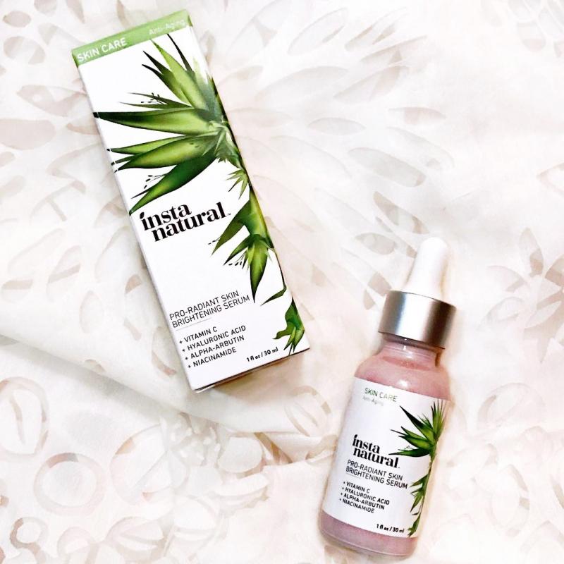 InstaNatural Pro-Radiant Skin Brightening