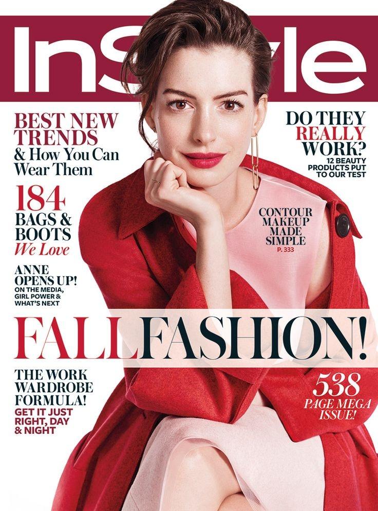 Tạp chí thời trang InStyle
