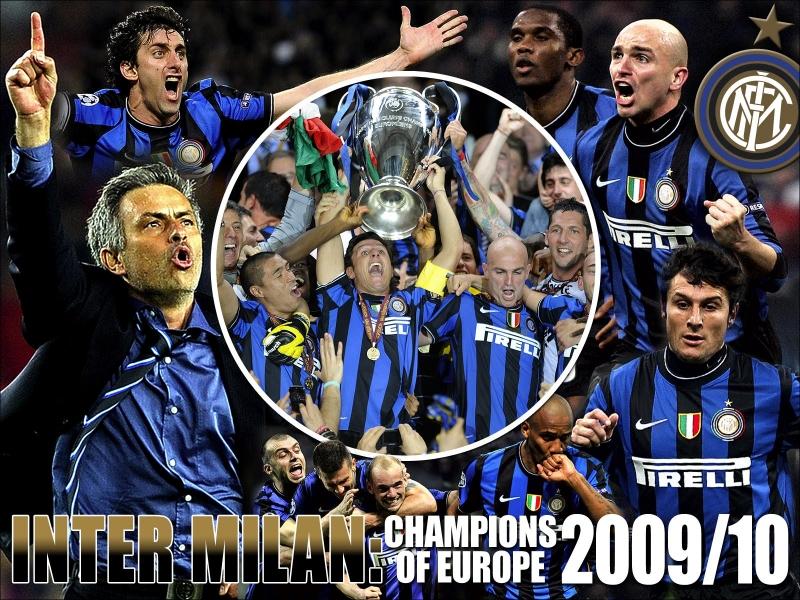 Inter Milan vô địch Champions League năm 2010