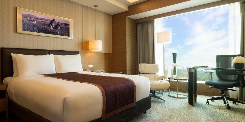 Phòng tại khách sạn Intercontinental Asiana Saigon
