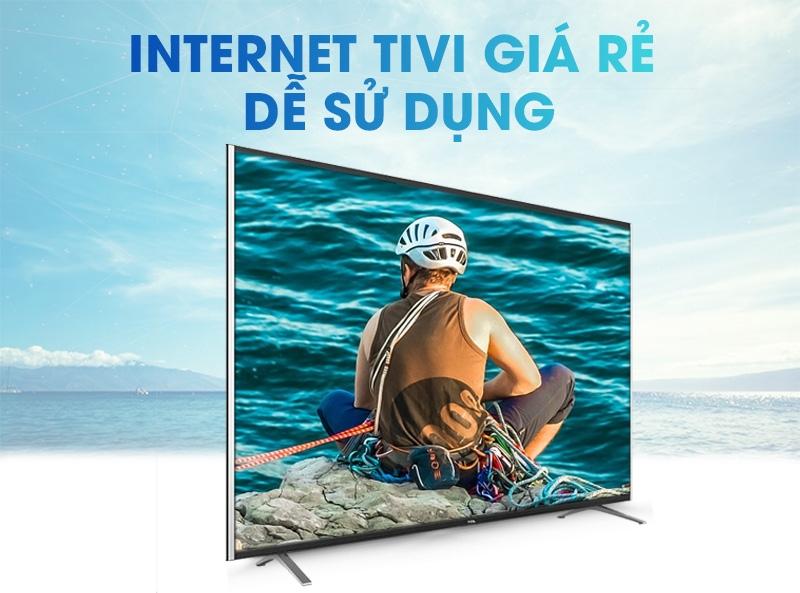Internet Tivi TCL 32 inch L32D2790 giá rẻ và rất dễ sử dụng