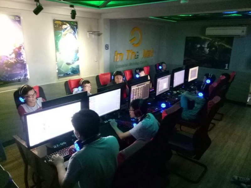 Inthenet Esports Gaming Center