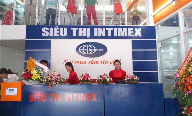 Chuỗi siêu thị Intimex