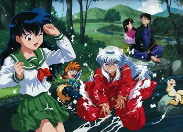 Các nhân vật trong phim Inuyasha
