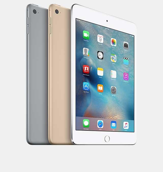 iPad Mini 4 bản Wifi 16GB trả góp 0đ