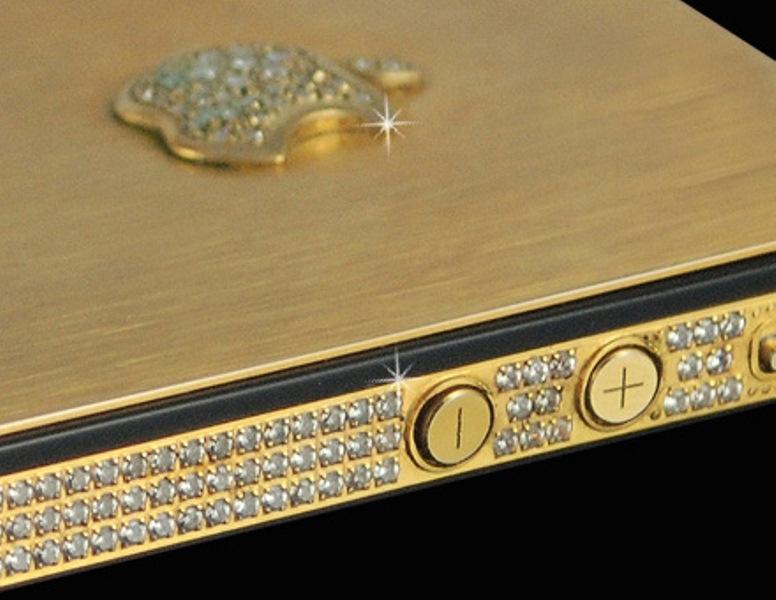 iPhone 4S Elite Gold: 9.4 triệu USD