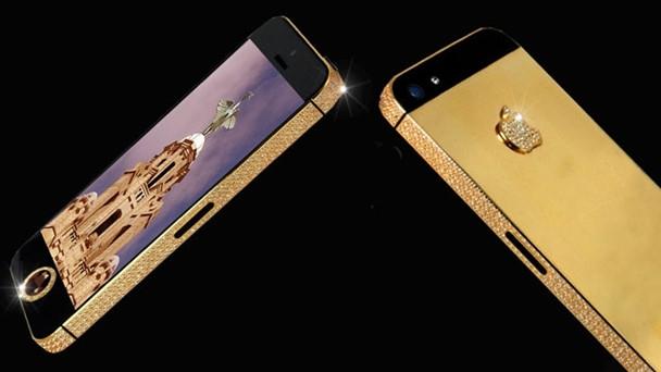 iPhone 5 Black Diamond ($ 15,3 triệu)