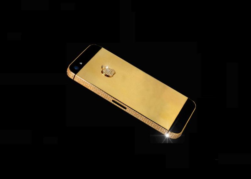 iPhone 5 Black Diamond của Stuart Hughes