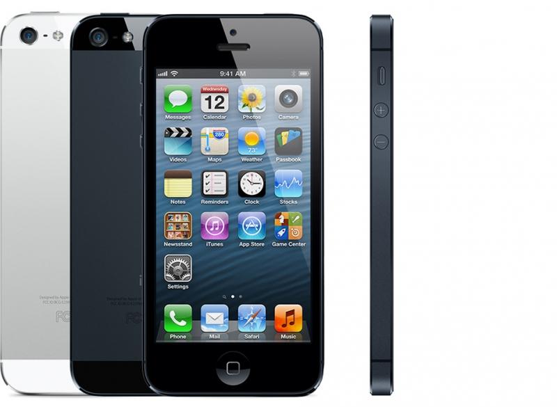iPhone 5 có thiết kế bằng nhôm, màn hình lớn hơn