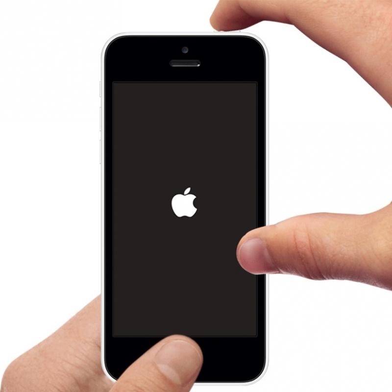 iPhone 5 khởi động lại khi cắm và rút sạc