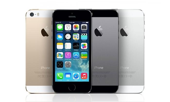 Thiết kế hình hộp siêu gọn của iPhone 5S luôn được iFan dành nhiều tình cảm tha thiết.