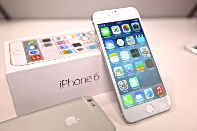 iPhone 6 32GB được tung ra tại thị trường châu Á tạo nên sức hút khủng.