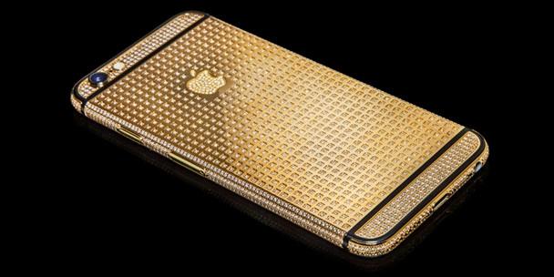 iPhone 6 Amosu Call Of Diamond ($ 2,7 triệu)