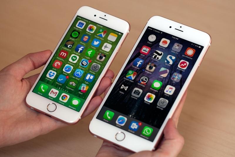 iPhone 6s phiên bản mới 32gb