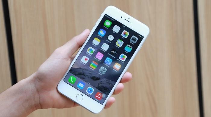 iPhone 6 Plus xếp hạng 4 trong danh sách những chiếc smartphone tốt nhất hiện nay
