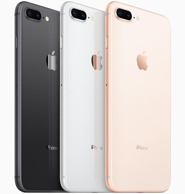 Chip xử lý A11 Bionic của Apple bên trong loạt iPhone mới nhất - Iphone 8 plus