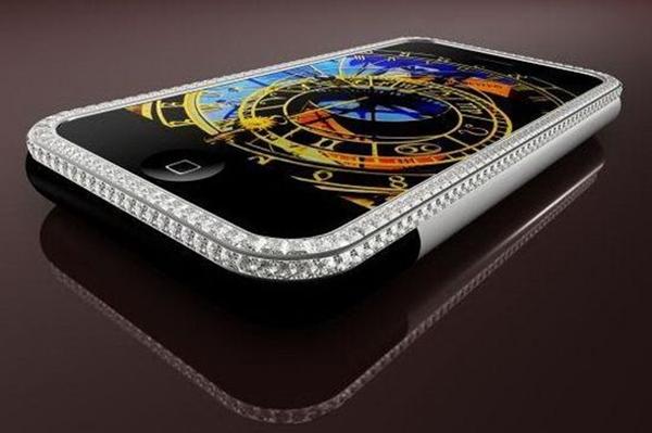 Giá trị của điện thoại đắt giá nhất thế giới: $176,400,