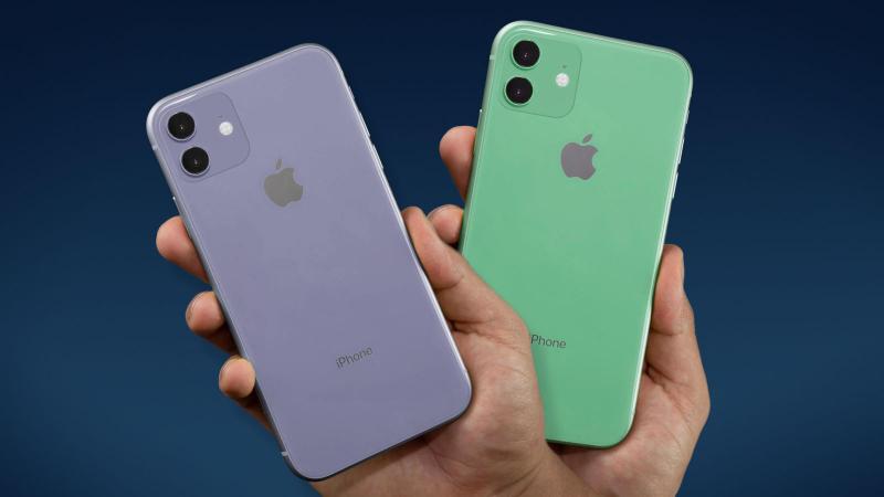 iPhone XR mới