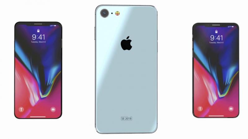 iPhone XSE (tin đồn)