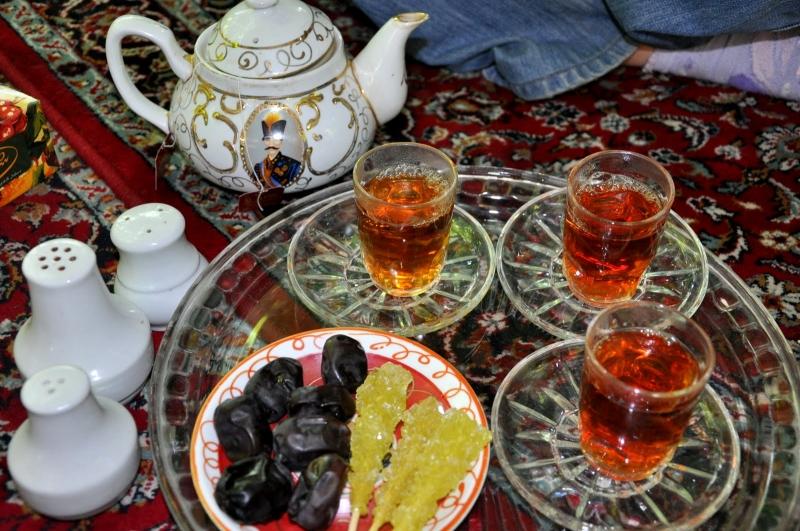 Iran có lịch sử sản xuất trà lâu đời