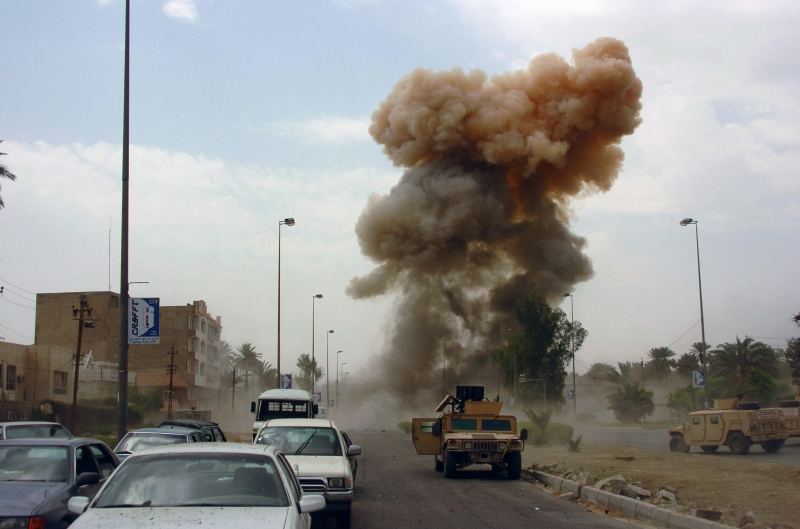 Bạo loạn là nguyên nhân lớn nhất khiến người dân Iraq di cư (Nguồn: Sưu tầm)
