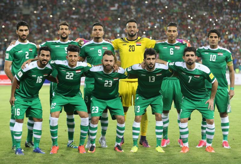Đội tuyển Iraq