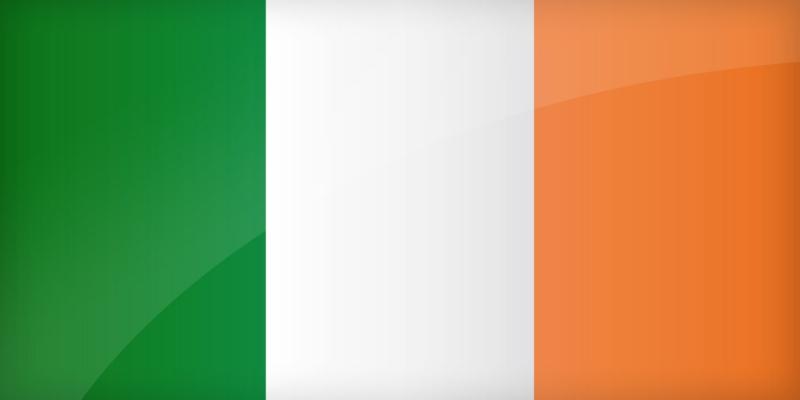 Quốc kì của nước Ireland