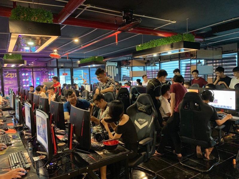 IRIS Gaming Lounge