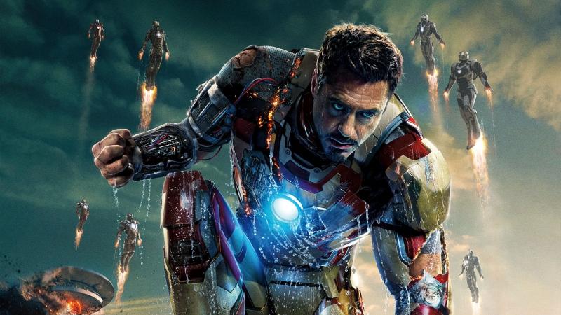 Inron Man 3 là câu chuyện thứ ba về nhân vật Tony Stark