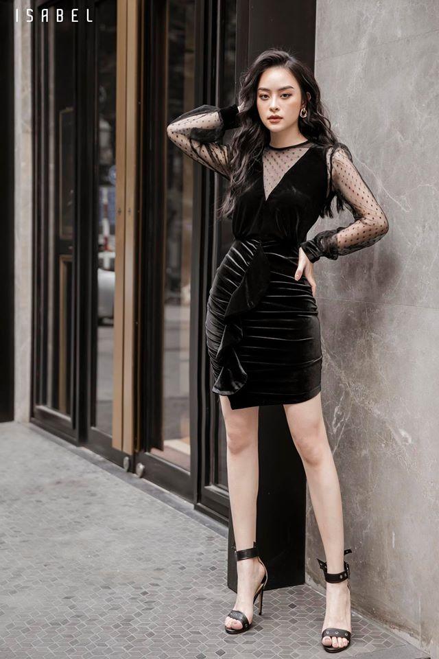 Isabel Dark Costume