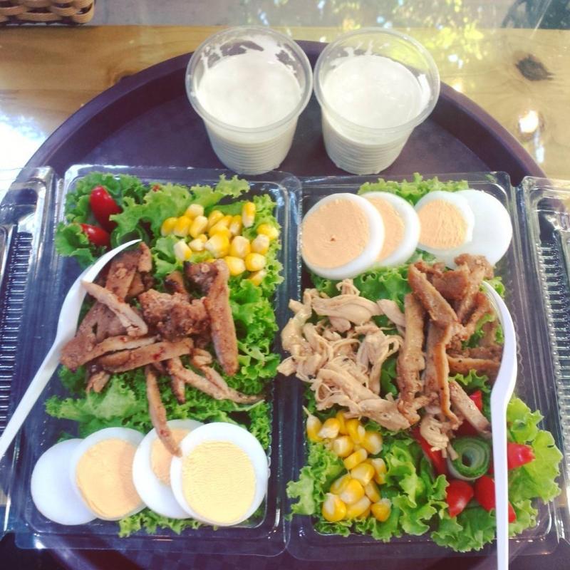Salad tại iSalad+