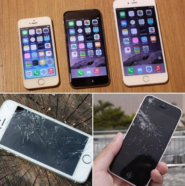 iShop ép kính cho tất cả các dòng điện thoại iPhone