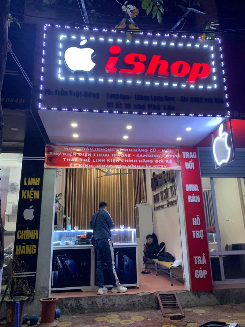 IShop Lạng Sơn