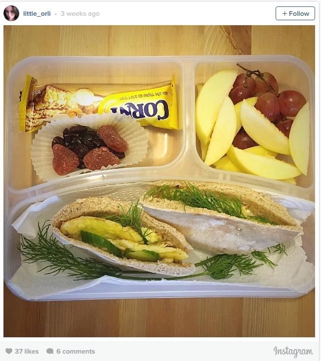 Bữa ăn trưa ngọt ngào và thân thiện với môi trường của học sinh Israel