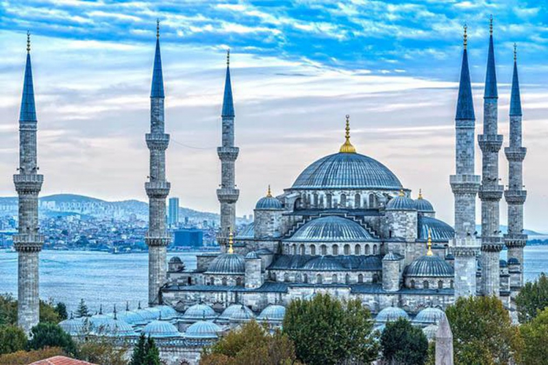 Istanbul - Thổ Nhĩ Kỳ