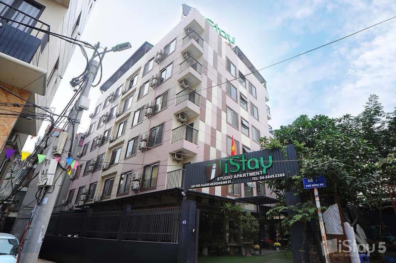 iStay Serviced Apartment