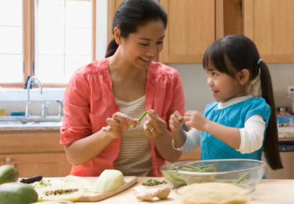 Trẻ cư xử ngoan hơn khi được mặc đồ mình chọn