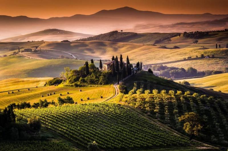 Italia giống như một thế giới thu nhỏ để bạn khám phá
