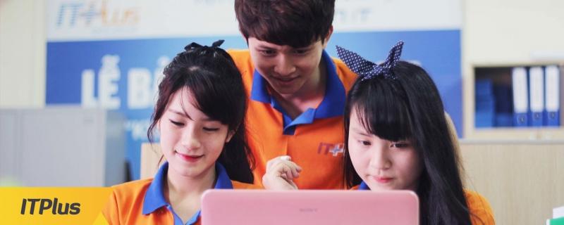 ITPlus Academy - địa chỉ dạy photoshop hàng đầu Hà Nội