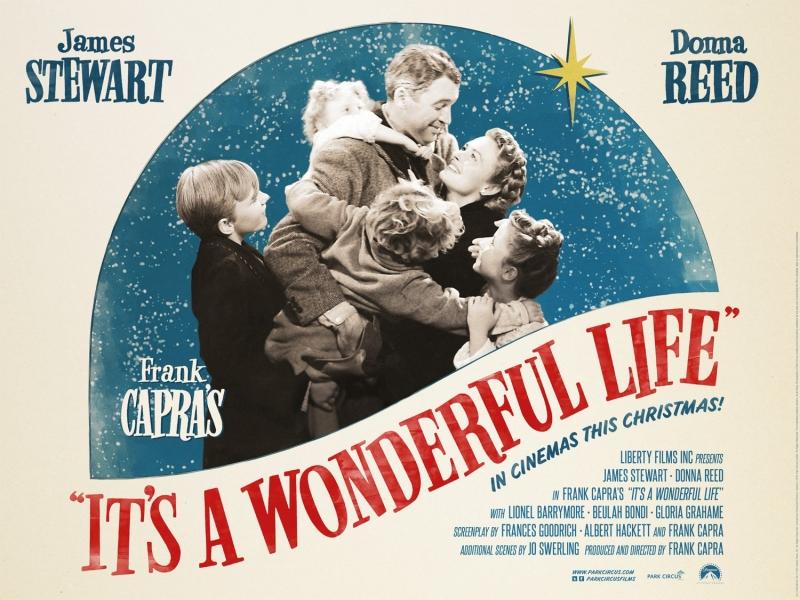 It's a Wonderful Life sẽ luôn là bộ phim giáng sinh