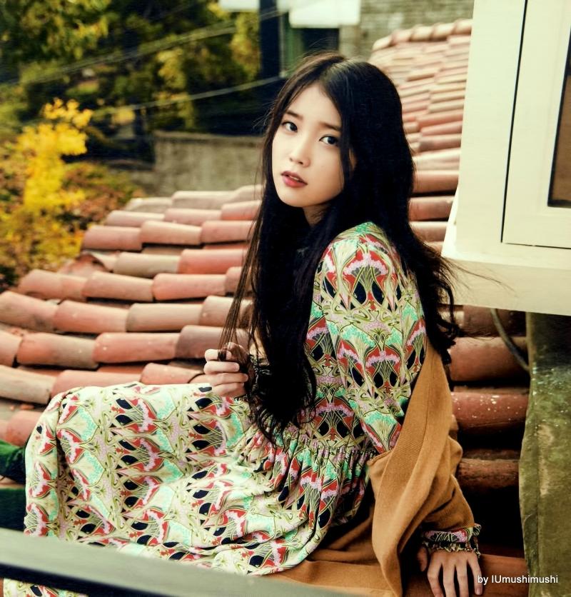IU trở thành một nghệ sĩ hàng đầu Hàn Quốc nhờ sự nỗ lực không ngừng nghỉ của mình.
