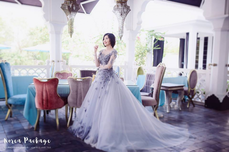 Iu Studio cũng là một trong những studio chụp ảnh cưới nổi tiếng ở Sài Gòn