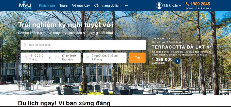 Ivivu's Website