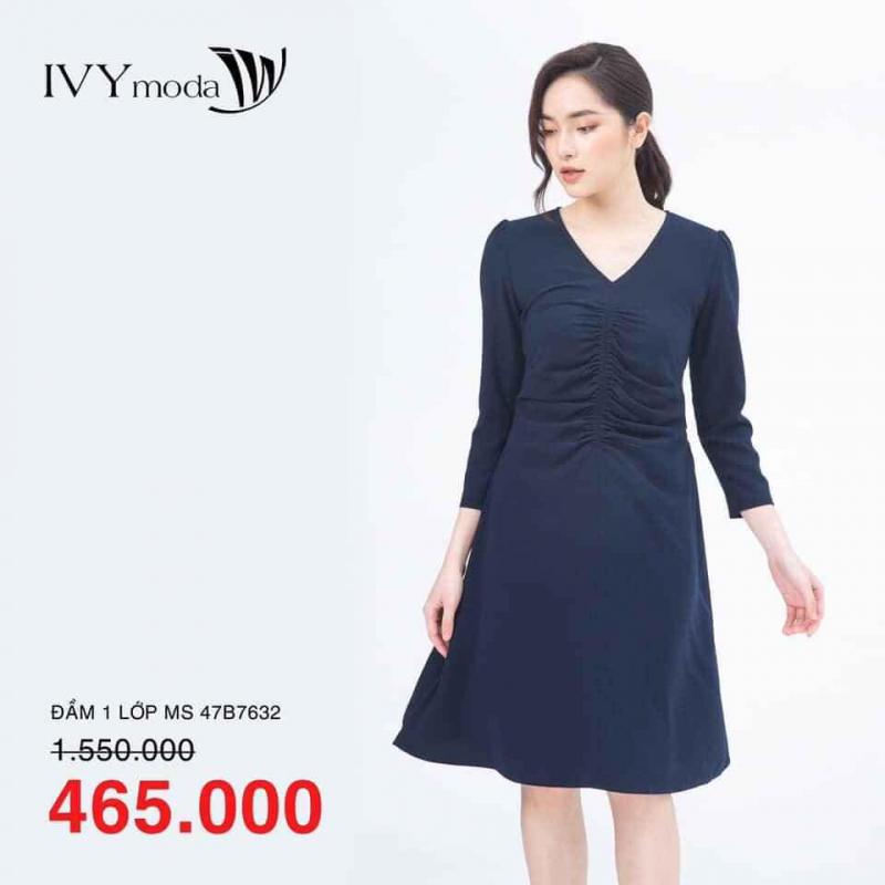 IVY moda là thương hiệu thời trang nữ với hệ thống phủ khắp các tỉnh thành trên cả nước.