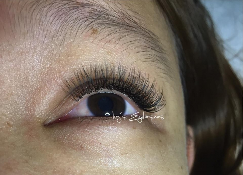 Ivy's Eyelashes