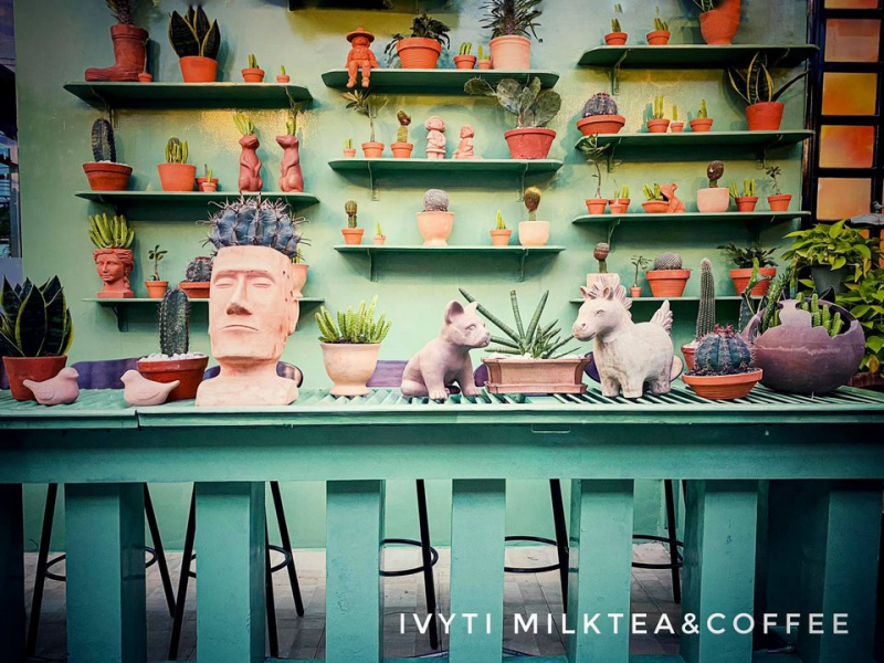 ivyTi - Milk Tea & Coffee
