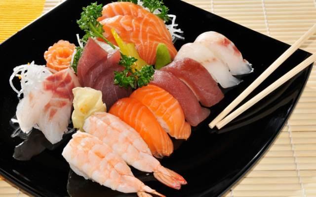 Những loại sashimi