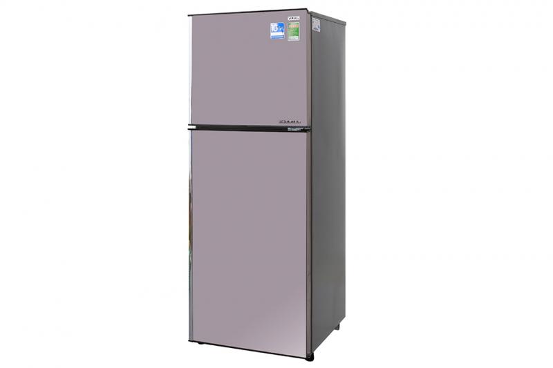 Tủ lạnh inverter Aqua AQR-I287BN 267 lít