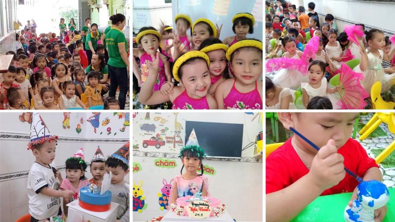 Trường Mầm Non Việt-Baby